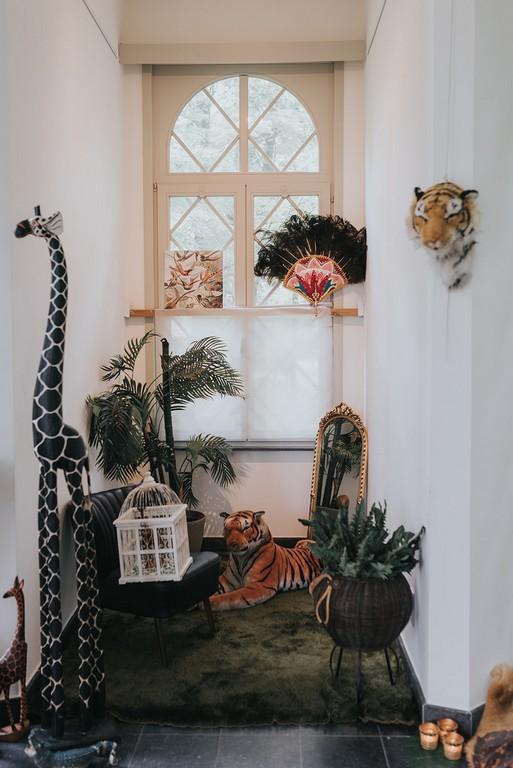 Jungle feest met Kringverhuur